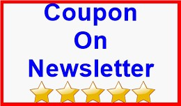 Coupon On Newsletter