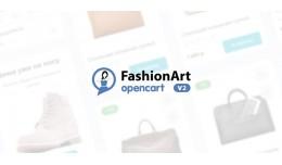 FashionArt V2 - responsive theme