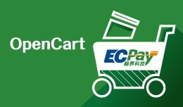 ECPay  for OpenCart 3.0.2.0