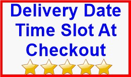 Delivery Date Time Slot At Checkout
