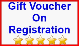 Gift Voucher On Registration