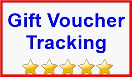 Gift Voucher Tracking