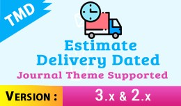Delivery Date And Time For Checkout