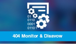 404 Monitor / Search 404 & Disavow Editor (W..
