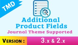 Additional Product Info Fields(1.5.x , 2.x &..