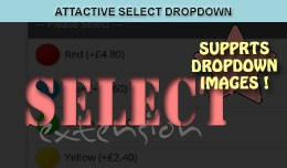 STYLE AND ADD IMAGES TO DROPDOWN   / SELECT   - ..