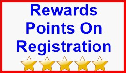 Rewards Points On Registration