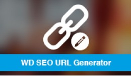 SEO URL Generator/Checker (WD SEO Ultimate)