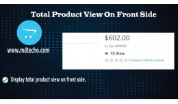 Total Product View On Front