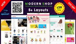 Modern Theme oc 3.x (Furniture,flower,toys,fashi..