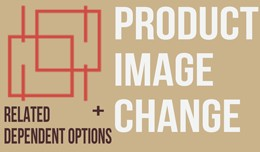 Product option image change for related options ..