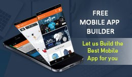 Free Android & iOS Mobile App Builder