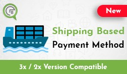 Shipping Based Payment Methods