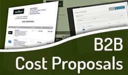 B2B Cost Proposals