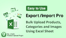 Export / Import Pro Easy - Products, Cateogries,..