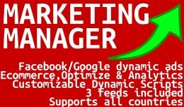 Complete Marketing Manager (Facebook & Googl..