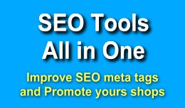 OpenCart SEO Tools V3.x All in One