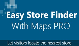Easy Store Finder with Maps PRO