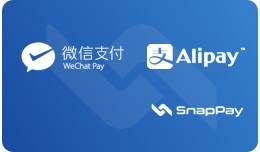 Payment Gateway for Alipay,WeChatPay and UnionPa..
