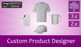 Web to Print (Custom Product Designer)