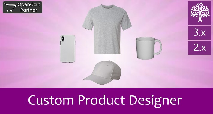 Web to Print (Custom Product Designer)