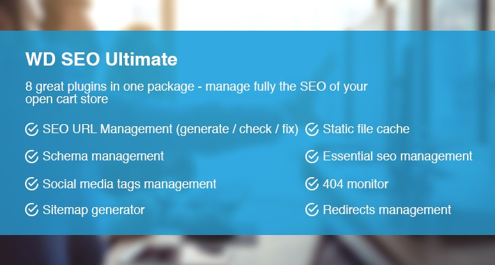 SEO ULTIMATE - Full SEO Management Suite (8 Plugins In ONE)