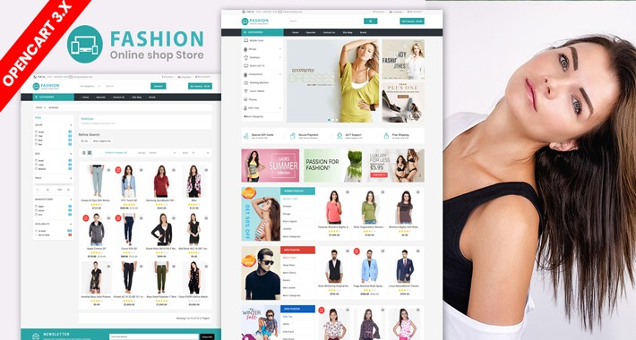 SP-Fashion Ecommerce  shopping Theme (Multivendor  support)