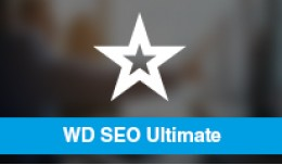 WD SEO Ultimate - Ultimate SEO Management (8 Plu..