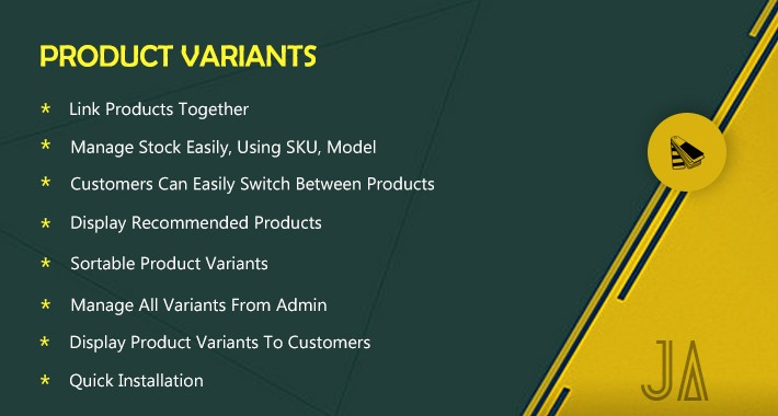 Product Variants - Jadeagile