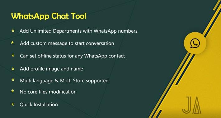 WhatsApp Chat Tool