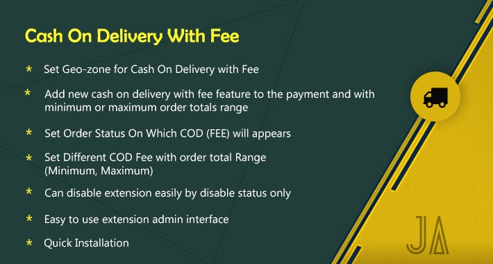 Cash On Delivery Fee  - ( COD FEE)
