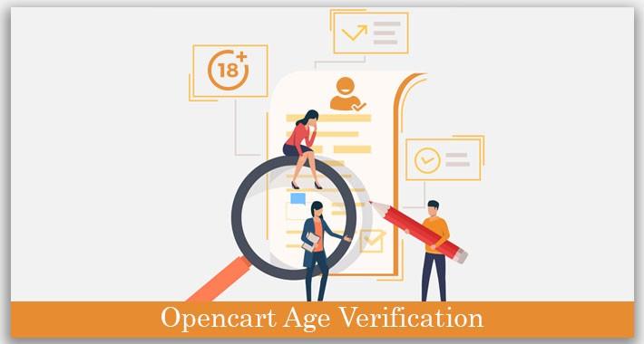 OpenCart Age Verification Extension