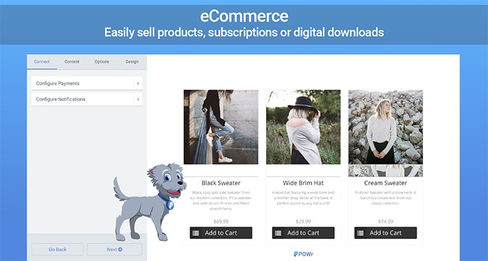 POWr eCommerce
