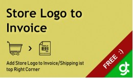 Store Logo to Invoice/Shipping List - FREE