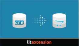 LitExtension: CRE LoadedDrupal Commerce to OpenC..