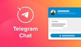 Telegram Live Chat for OpenCart