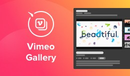 Vimeo Video Gallery for OpenCart
