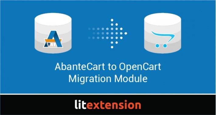 LitExtension: AbanteCart to OpenCart Migration