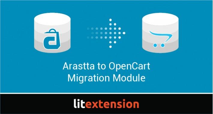 LitExtension: Arastta to OpenCart Migration