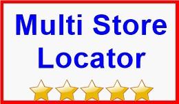 Multi Store Locator