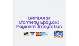 ePay.dk / Bambora Payment Integration (15x/2.x/3..