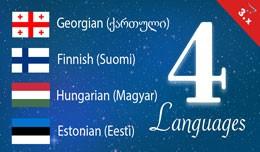 Georgian,Finnish,Hungarian,Estonian opencart 3 l..