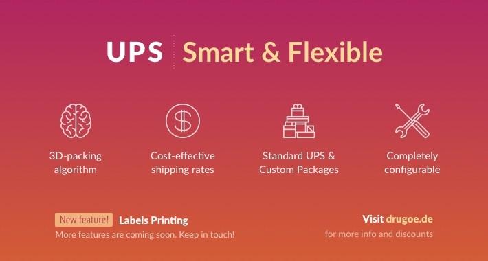 UPS Smart & Flexible