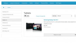 Show product availability on categories pages an..