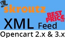 Skroutz.gr & BestPrice.gr XML feed