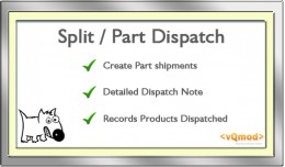 Split / Part Dispatch