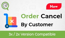 Order Cancel By Customer
