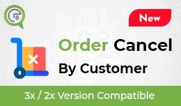Order Cancel By Customer
