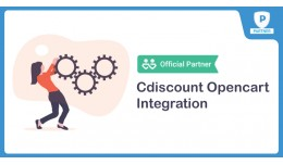 Cdiscount OpenCart Integration (Official Partner)