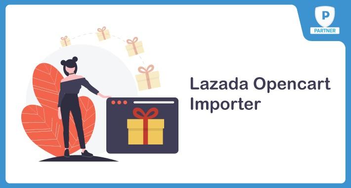 Lazada Opencart Importer